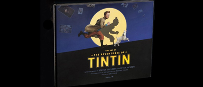 The Art of Tintin Signing Session