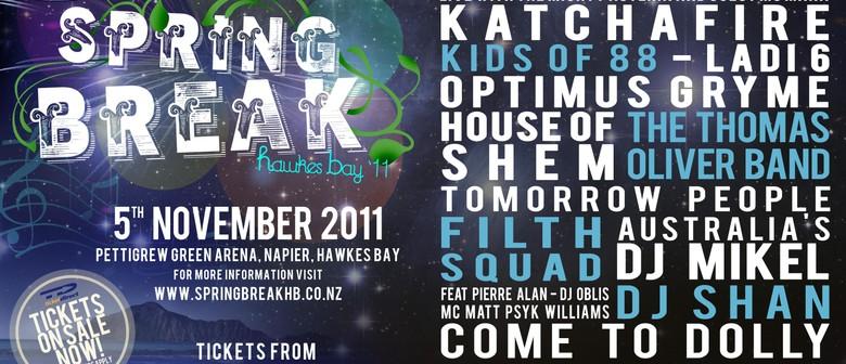 Spring Break 2011 - NZ Styles