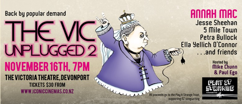 The Vic Unplugged 2