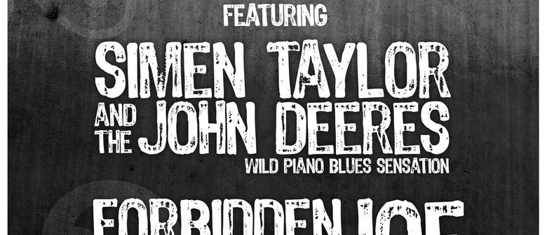 Simen Taylor and Forbidden Joe