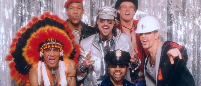 Village People and The Beatgirls - Party in the Vines