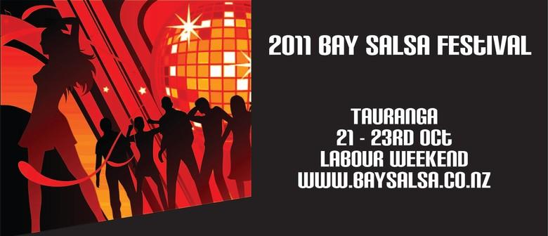 Bay Salsa Festival 2011