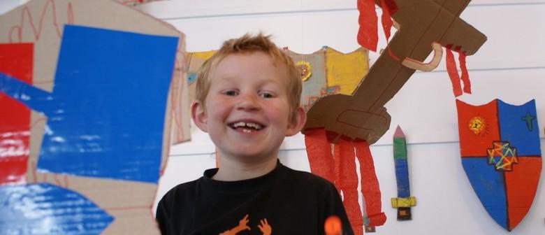 Make and Create Workshops for Children