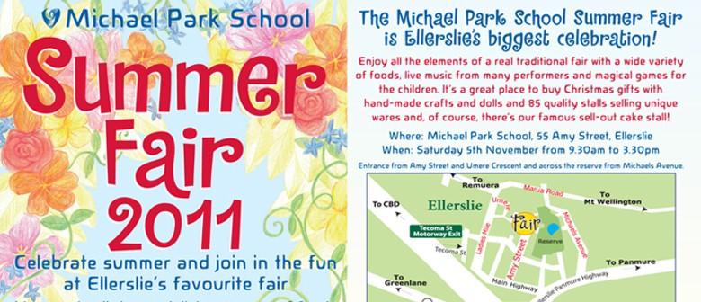 Michael Park School Summer Fair 2011