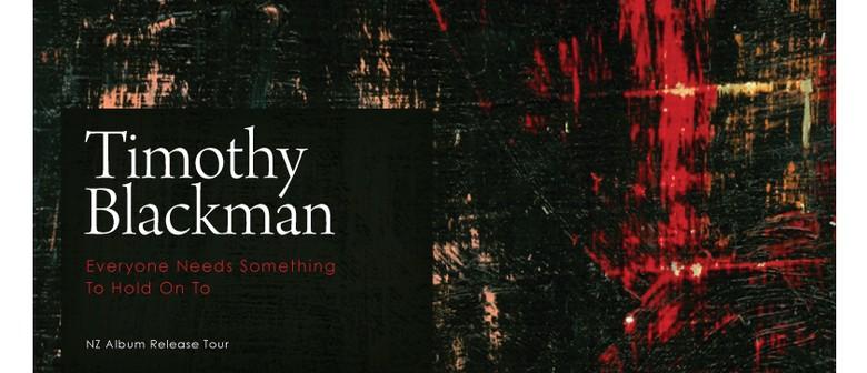 Timothy Blackman - Album Release Show
