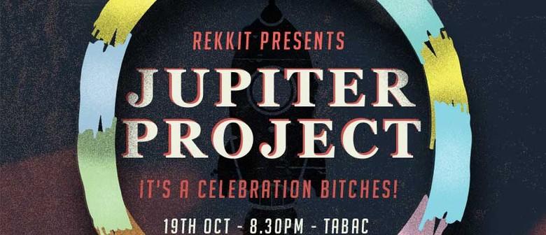 Rekkit Presents Jupiter Project's It's a Celebration