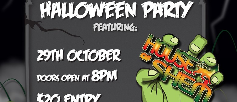 House of Shem - Halloween Party