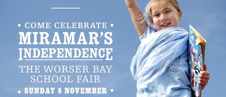 Worser Bay School Fair