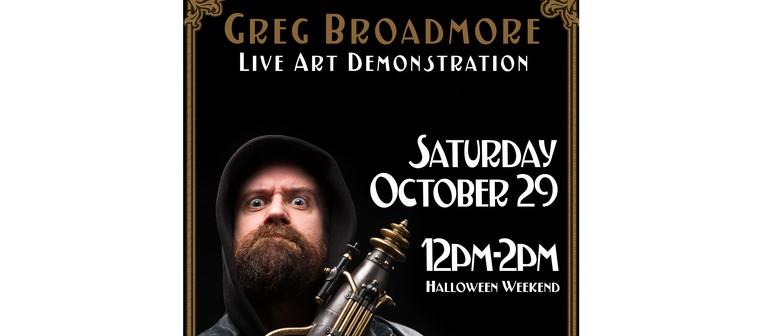Meet the Artist: Greg Broadmore