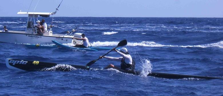 10km Surf Ski, Kayaking, Paddling Series