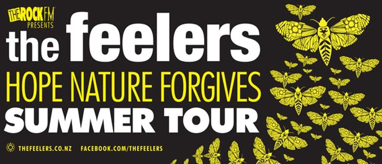 The Feelers Hope Nature Forgives Summer Tour