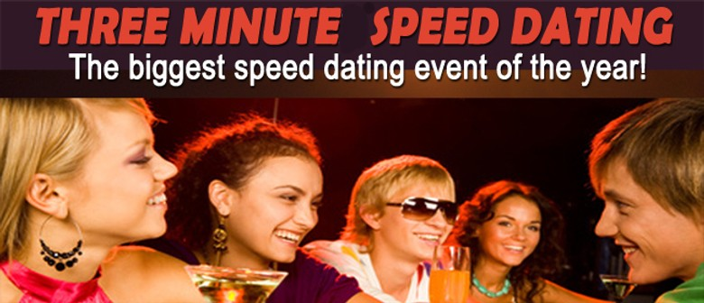 Speed dating events wellington