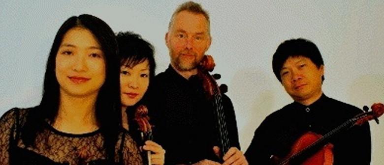CMHV: Aroha String Quartet & Andrew Joyce