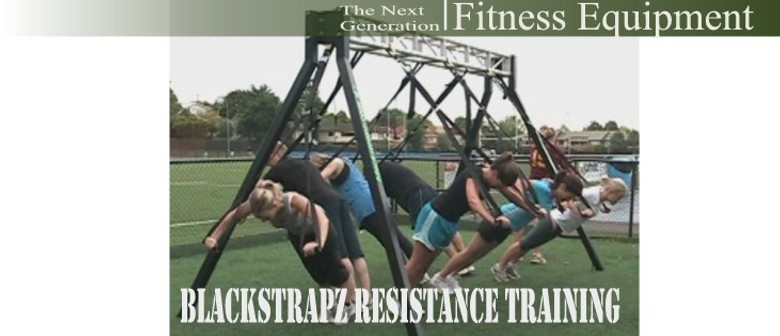 Group Fitness Classes - Resistance Fitness with Blackstrapz