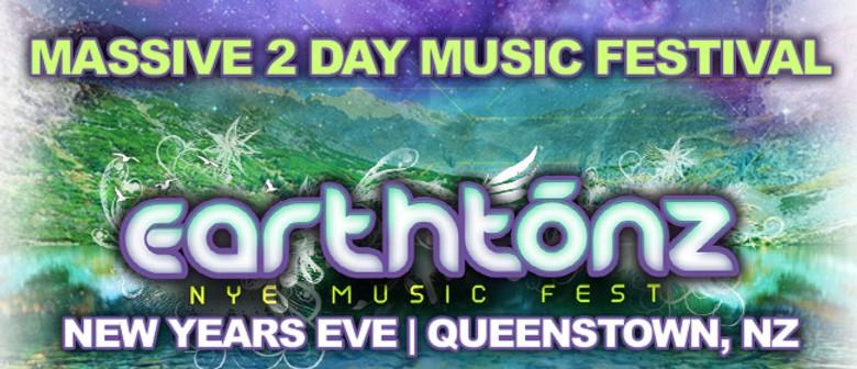 EarthTonz NYE Music Festival