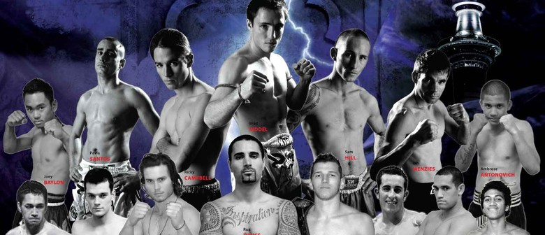 Extreme-F1 Muay Thai Series - Crowning of The Kings