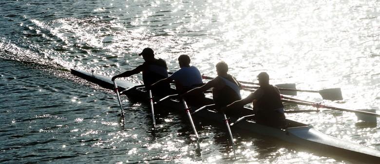 Hawkes Bay Rowing Club - New Year Regatta
