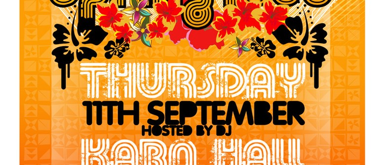 The Hangar Spring Luau w/ DJ Karn Hall