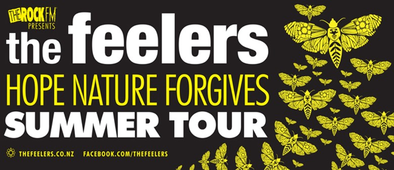 The Feelers Hope Nature Forgives Summer Tour