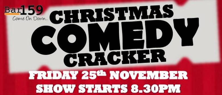 Christmas Comedy Cracker