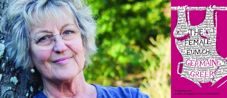 Town Hall Talk - Germaine Greer - NZIAF