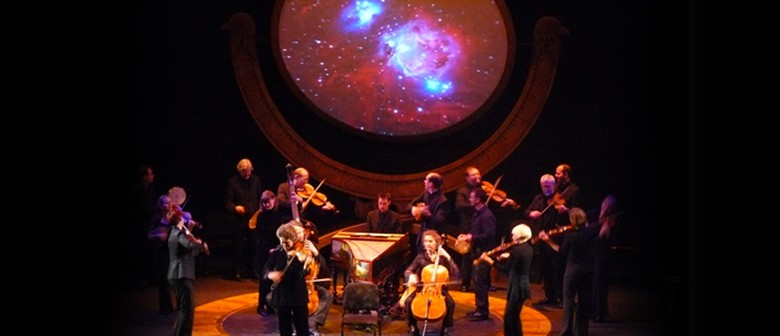 The Galileo Project: Music of the Spheres - NZIAF