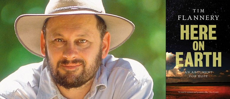Tim Flannery - Town Hall Talks - NZIAF
