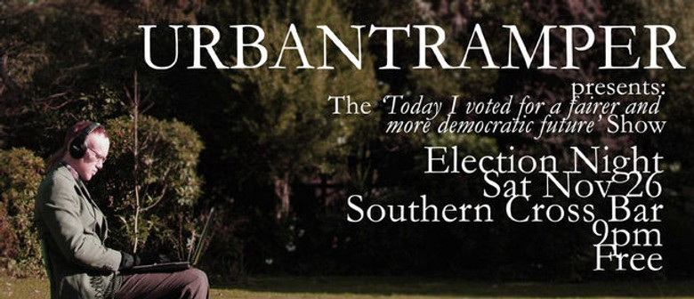 Urbantramper - Today I Voted