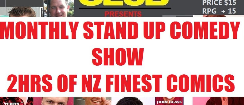 Titters Comedy Club Presents The Christmas Special
