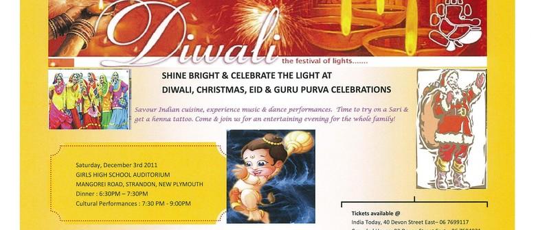 Diwali, Christmas, Eid & Guru Purva Celebrations