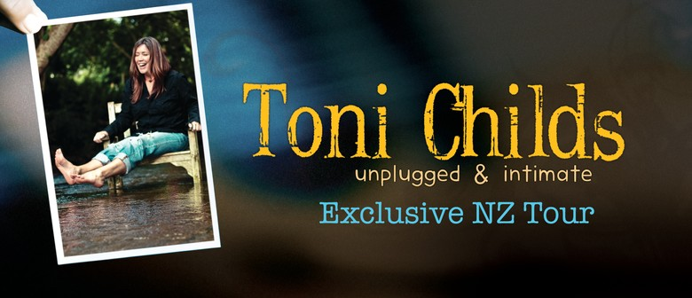 Toni Childs - Unplugged and Intimate