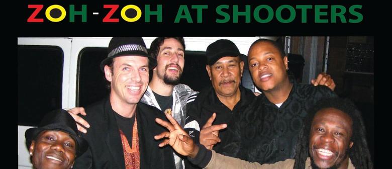 Zohzoh Afrobeat Dance Party