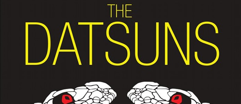 The Datsuns with The Checks