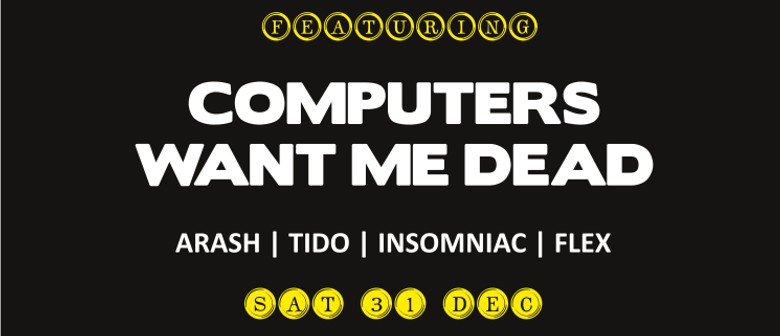 END - New Year's Eve - feat. Computers Want Me Dead