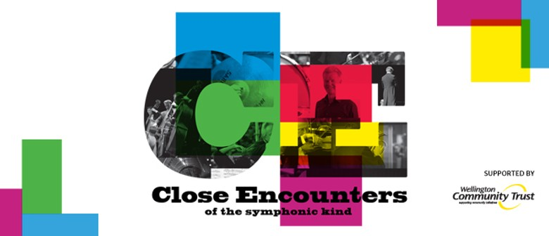 NZSO: Close Encounters... Of The Symphonic Kind
