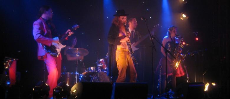 The Benka Boradovsky Bordello Band w/ Swampytonk
