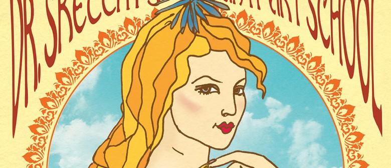 Dr Sketchy's Anti-Art School: Bohemian Summer