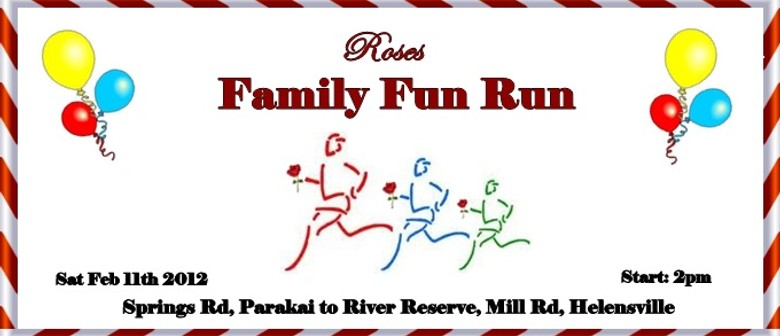 Roses Family Fun Run