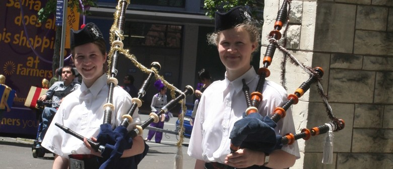 Learn Bagpipes & Drums