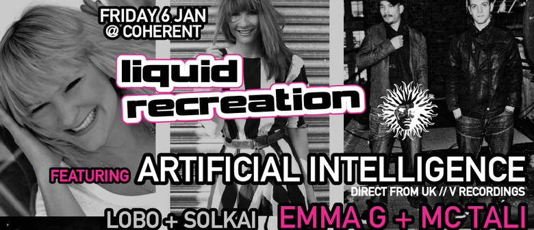 Liquid Recreation - Artificial Intelligence (UK)