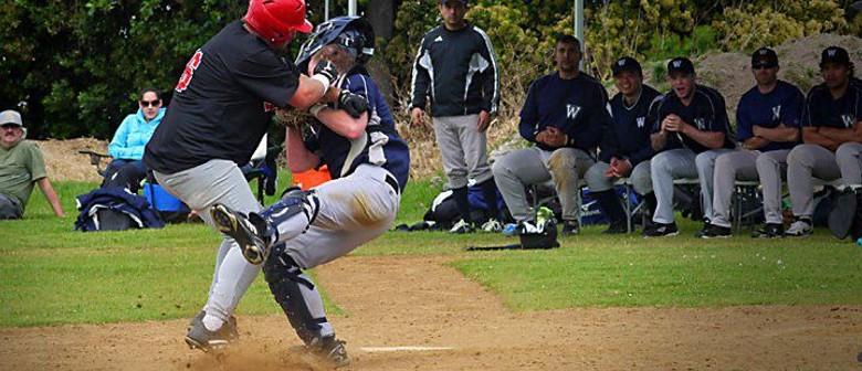 Auckland Baseball Premier League - Bayside vs North Shore