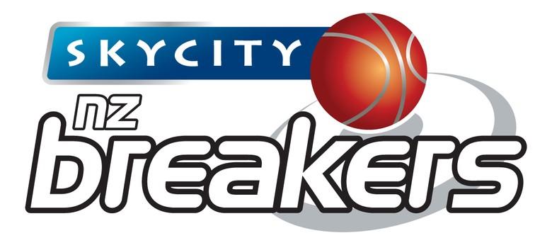SKYCITY Breakers vs Townsville Crocs