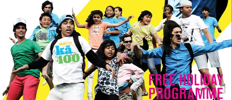 Ka 400 Mt Roskill Youth Zone Free Holiday Programme 2012