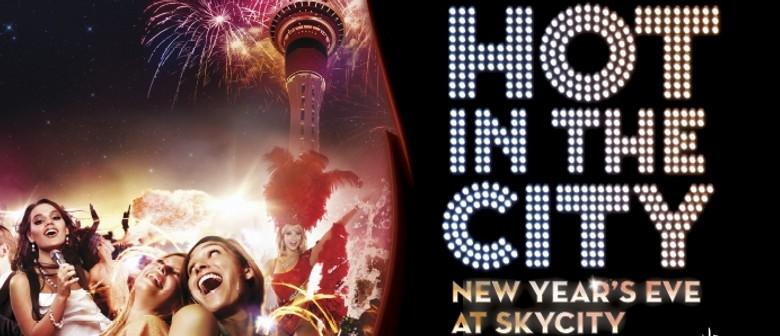 New Year's Eve at SKYCITY