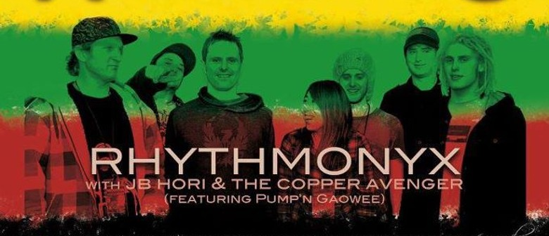 Rhythmonyx present Xmassive 3