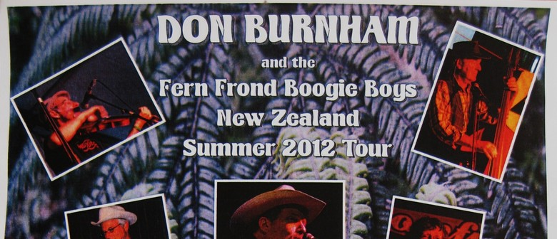 Don Burnham and the Fern Frond Boogie Boys