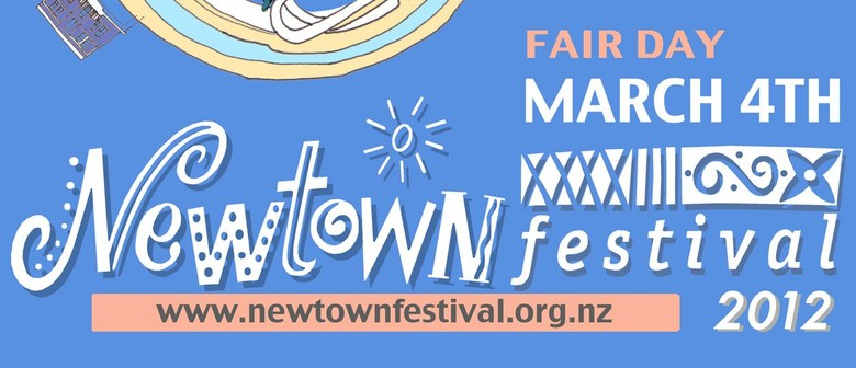 Newtown Festival 2012 Fair Day