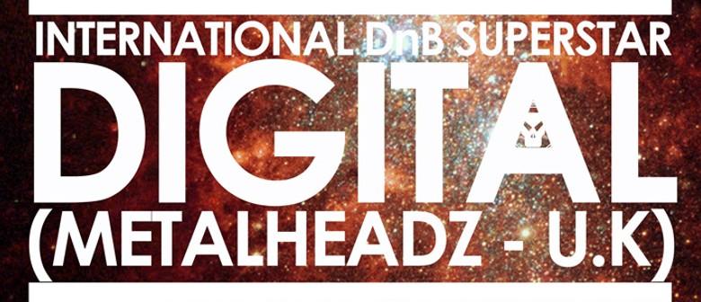 DJ Digital (Metalheadz - UK)