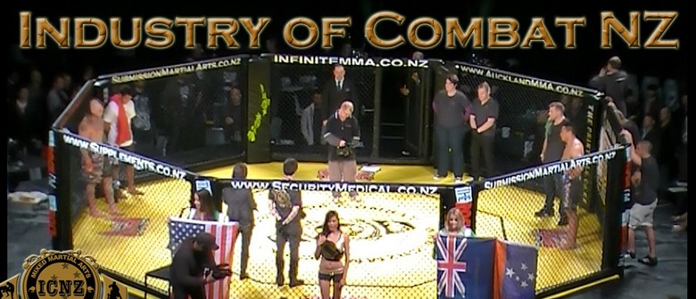 ICNZ 17 - Mixed Martial Arts in a Cage