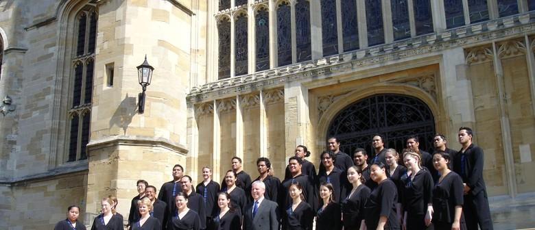 The Graduate Choir and CBS Choir - Haydn Paukenmesse